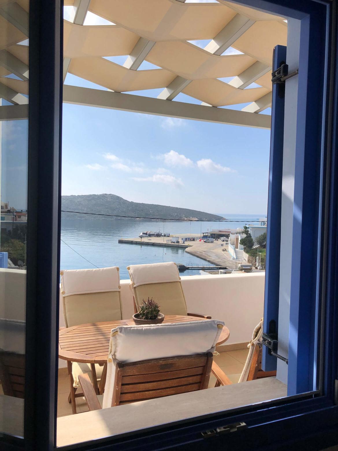 Port Studio with Terrace
